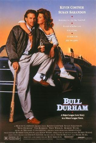 Bull Durham Poster