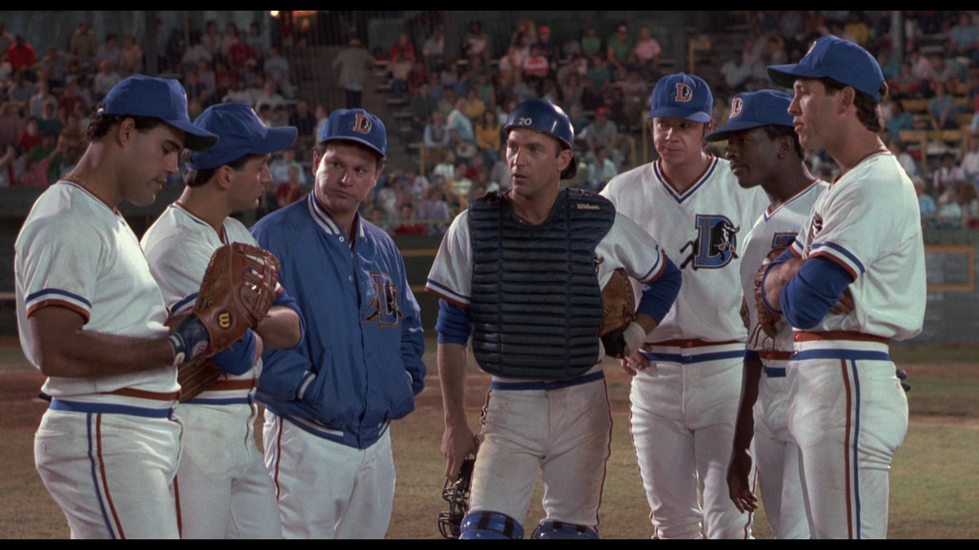 an analysis of the true meaning in the theme of the movie bull durham Bull durham (1988) quotes showing all 57 items annie savoy: these are the ground rules i hook up with one guy a season usually takes me a couple weeks to pick the.