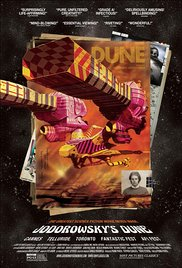 AJs Dune Poster